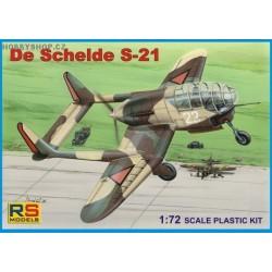 De Schelde S-21 - 1/72 kit
