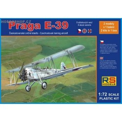 Praga E-39 Double kit - 1/72 kit