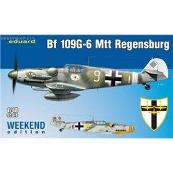 Bf 109G-6 MTT Regensburg - 1/48 kit