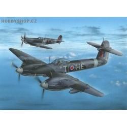 Westland Whirlwind Mk.I Fighter Bomber - 1/72 kit