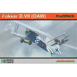 Fokker D.VII O.A.W. - 1/48 kit