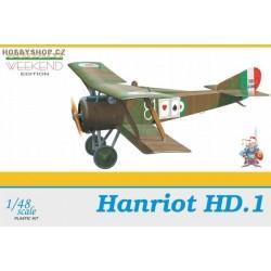 Hanriot HD.1 Weekend - 1/48 kit