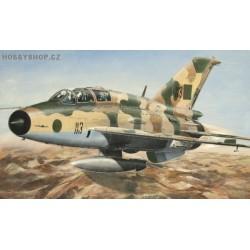 MiG-21UM Lybian and Czechoslovakia - 1/72 kit