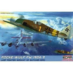 Focke-Wulf Fw 190A-9 - 1/72 kit