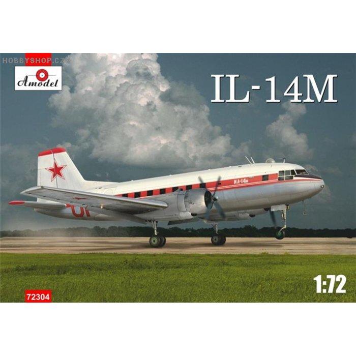 Il-14M - 1/72 kit