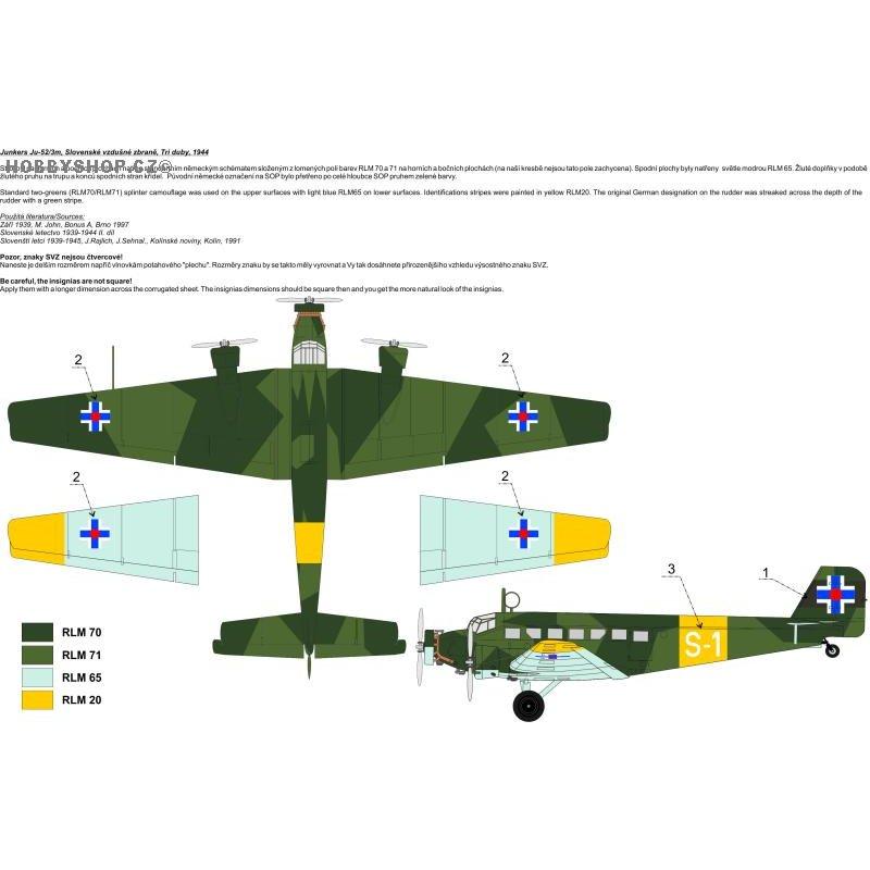 Junkers Ju 52/3m SVZ