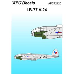 Heinkel He 111 V-24 - 1/72 decal