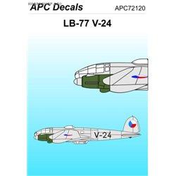 Heinkel He 111 V-24 - 1/72 obtisk