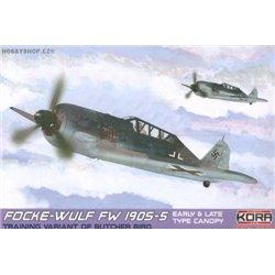 Focke-Wulf Fw 190S-5 - 1/72 kit