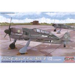 Focke-Wulf Fw 190S-8 Late - 1/72 kit