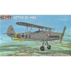 Gotha Go 145A Trainer - 1/72 kit