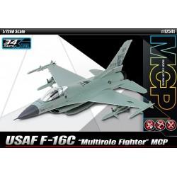 USAF F-16C Multirole Fighter - 1/72 kit