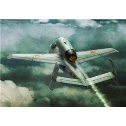 """He-162 A2 """"War prizes"""" - 1/144 kit"""