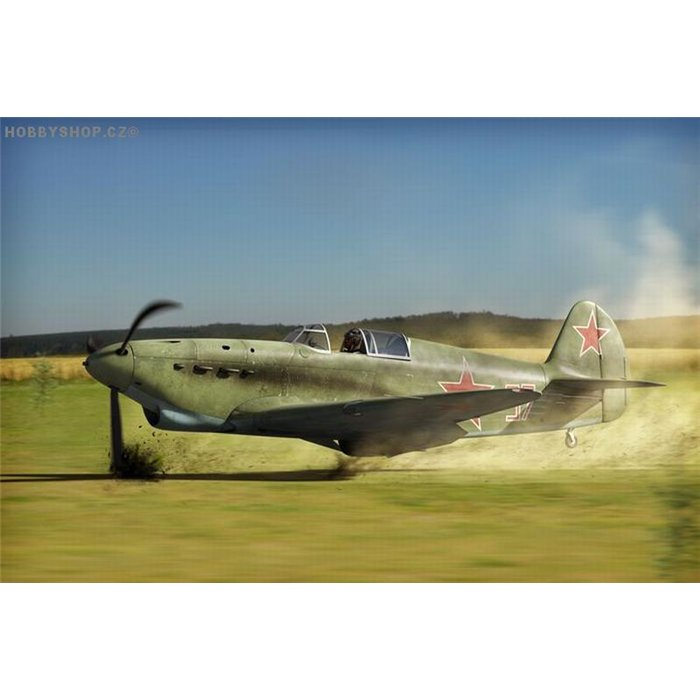 Yak-1 1941 - 1/144 kit
