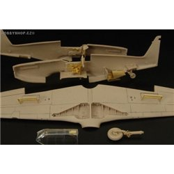 A-36 Apache - 1/72 PE set