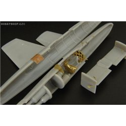 Yokosuka MXY7 Ohka model 11 - 1/72 PE set