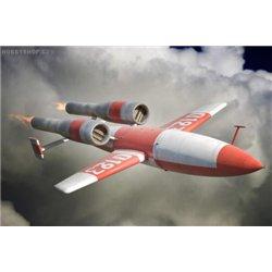 OKB Chelomey 16KhA flying target - 1/48 kit