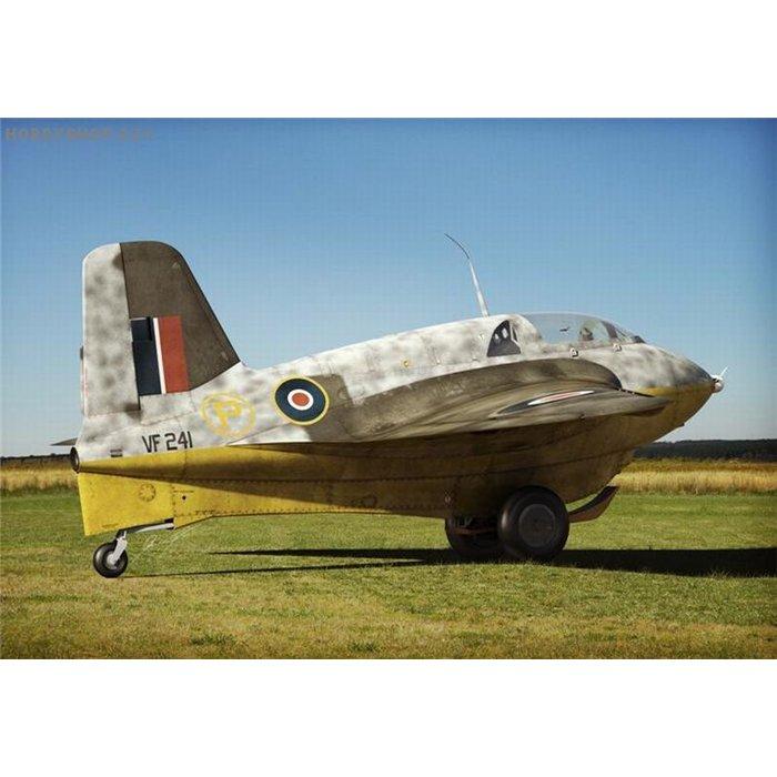 """Me 163B Komet """"War Prizes"""" - 1/144 kit"""