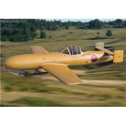 Yokosuka MXY7-K1 Ohka trainer - 1/72 kit