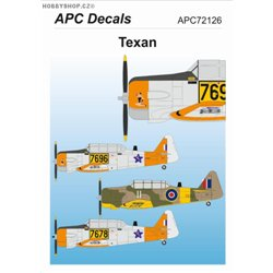 Texan - 1/72 decal