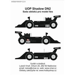UOP Shadow decals