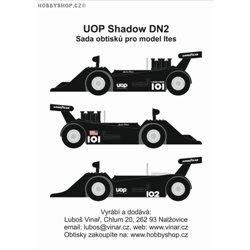 UOP Shadow obtisky