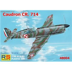 Caudron CR.714 C-1 - 1/48 kit