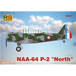 "NAA-64 P-2 ""North"" - 1/72 kit"