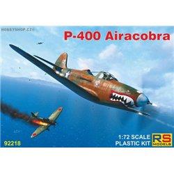 P-400 Airacobra - 1/72 kit