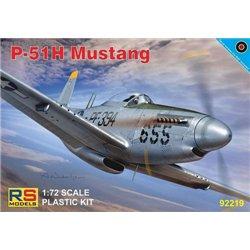 P-51 H Mustang - 1/72 kit