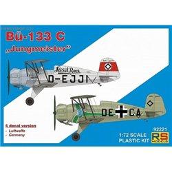 """Bücker 133C """"Jungmeister"""" - 1/72 kit"""