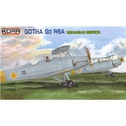 Gotha Go 145A Romanian service - 1/72 kit