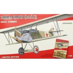 Fokker D.VII MÁG DUAL COMBO – 1/48 Plastic kit