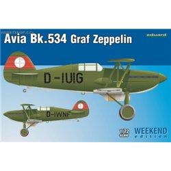 Avia Bk-534 Graf Zeppelin - 1/72 kit