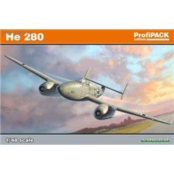 He 280 - 1/48 kit