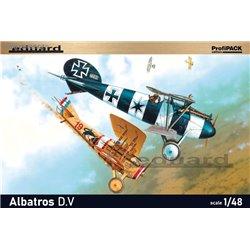 Albatros D.V - 1/48 kit
