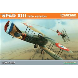 Spad XIII late - 1/48 kit