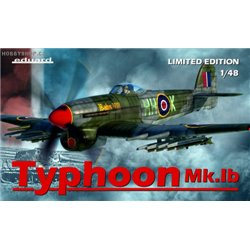 Typhoon Mk.Ib - 1/48 kit