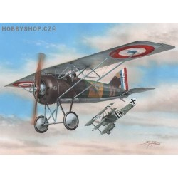 Morane Saulnier Type AI - 1/48 kit