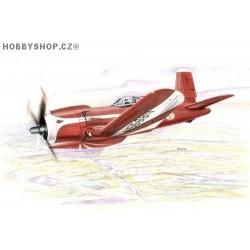 F2G Super Corsair Racing Plane - 1/72 plastic kit