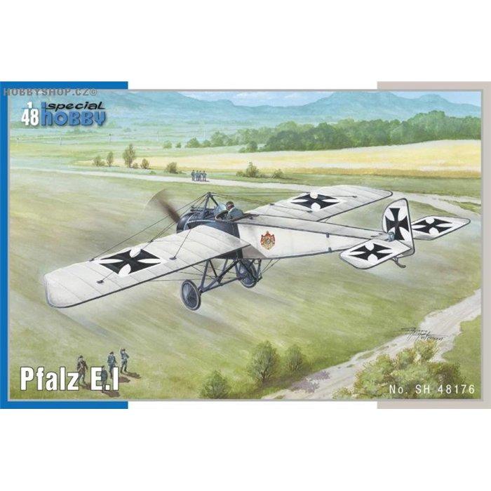 Pfalz E.I - 1/48 kit