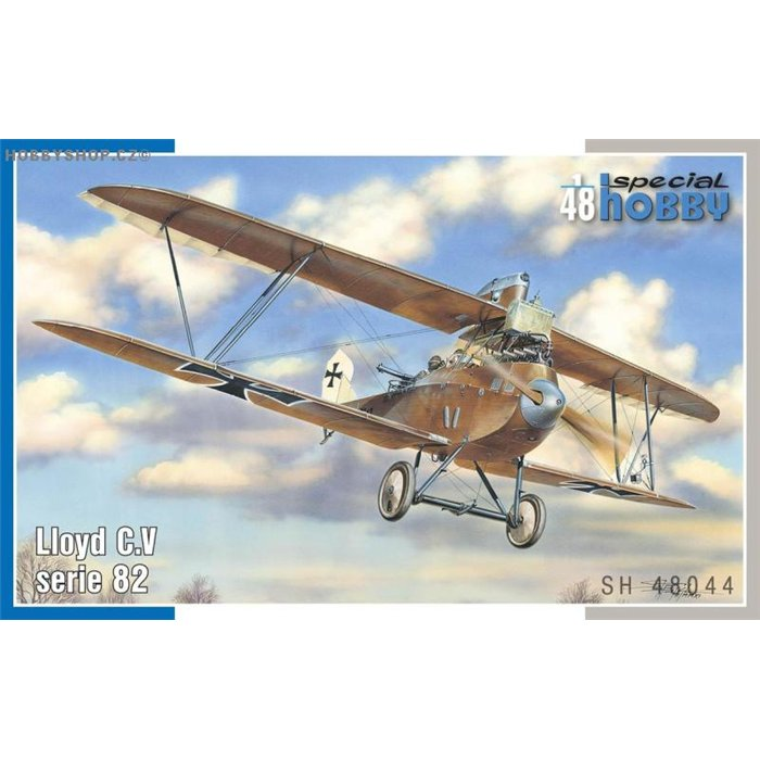 Lloyd C.V serie 82 - 1/48 kit