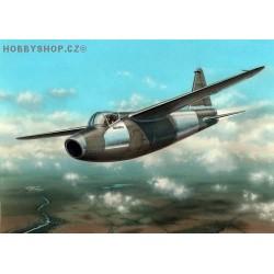 Heinkel He 178 V-2 - 1/72 plastic kit