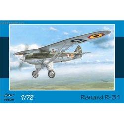 Renard R-31 - 1/72 kit