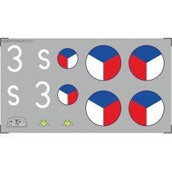 Avia B-35 - 1/72 decal