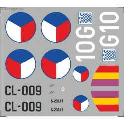 Letov Š-231 - 1/72 decal