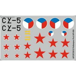 Polikarpov Po-2 - 1/72 decal
