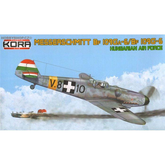 Me Bf 109Ga-6/G-6 Hungarian A.F. - 1/72 kit