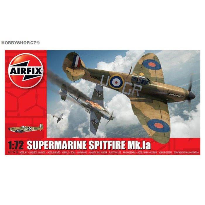 Spitfire Mk.Ia - 1/72 kit