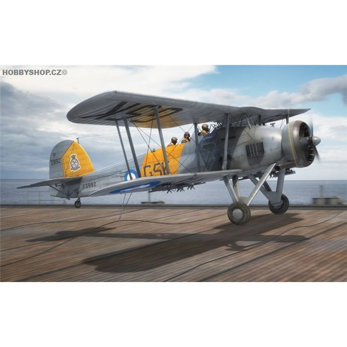 Fairey Swordfish - 1/72 kit
